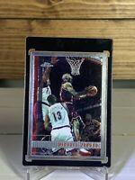 1998 Topps Chrome #123 Michael Jordan Bulls HOF