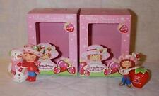 2 New American Greetings Strawberry Shortcake Ornaments