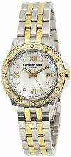RAYMOND WEIL Tango Diamond & Gold Ladies Watch 5399-SPS-00995 - RRP £1425 - NEW