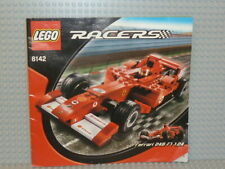 LEGO® Racers Bauanleitung 8142 Ferrari 248 F1 1:24 ungelocht instruction B3973