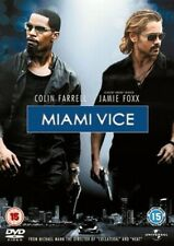 MIAMI VICE - BON ETAT DVD REGION/ZONE 2 VIEWED ONCE