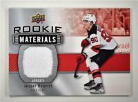 2019-20 Series 2 Rookie Materials #RM-JB Jesper Boqvist - New Jersey Devils