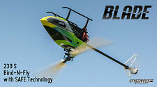 Blade 230 S BNF Electric RC Helciopter with SAFE Technology BLH1580