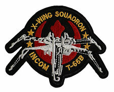 Star Wars - X-Wing Squadron - Incom T-65B -Uniform Patch Kostüm Aufnäher - neu