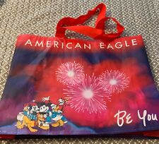 AMERICAN EAGLE DISNEY COLLABORATION BE YOU STARBURST REUSABLE TOTE BAG-NEW!