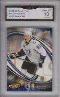 GMA 10 Gem Mint STEVEN STEVE STAMKOS 2008/09 Upper Deck POWER PLAY ROOKIE Card!