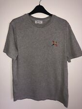 Axel Arigato T Shirt - Mens - Grey - Bird - Small