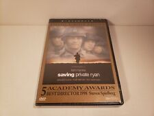 Saving Private Ryan (Dvd,1998) Brand New Sealed