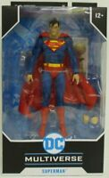 McFarlane Toys DC Multiverse SUPER MAN / ACTION COMICS # 1000 7 inch