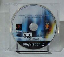 Network Adaptor Start-Up Disc v2.0 PS2 Playstation 2 Not For Resale NFR
