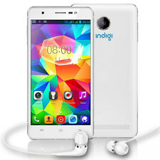 "Indigi® Unlocked GSM Duo Core 5.0"" Android 4.4 Kit Kat DualSim 3G Smart Phone"