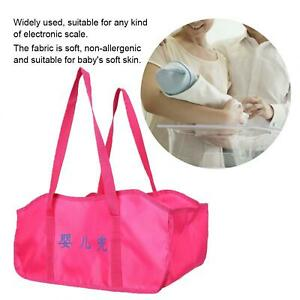 Weighing Accessory Baby Weighing Bag Portable Infant Handbag Accessory For