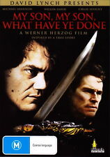 My Son, My Son, What Have Ye Done - Thriller / Crime - Willem Dafoe - NEW DVD