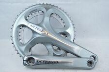 Shimano Ultegra 6700 53/39 crankset 10 speed. Crank length 175mm chainset Bike
