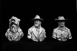 1/9 v-busts set American Frontier