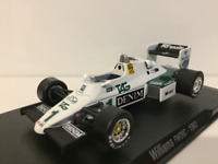 Williams FW08C 1983 No 1 Keke Rosberg Legends Of F1 Sammlung