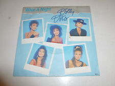 "DOLLY DOTS - What a Night - 1987 German 2-track 7"" Juke Box Single"