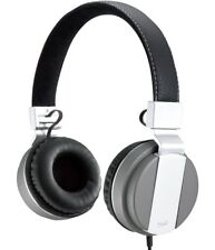 E-books S64 Over Ear Headphones Headsets with Closed Back / Soft Earpads - Gray