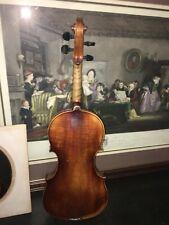 Violin German Carl Anton Lippold