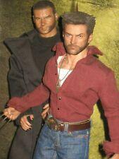 1/6 Hot Toys MARVEL X-MEN WOLVERINE SET.