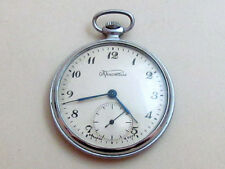 CRYSTAL 1963 USSR men's mechanical POCKET watch