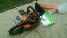 Stihl 010av quickstop 2stroke Chainsaw (New ngk plug) project