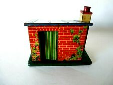 HORNBY MECCANO TINPLATE PLATELAYERS HUT O GAUGE