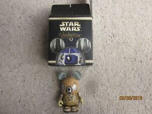 Disney VINYLMATION STAR WARS SERIES 4 Zuckuss -  The Empire Strikes Back
