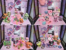 Littlest Pet Shop 12 Pcs  Furniture LPS Figures and Accessories