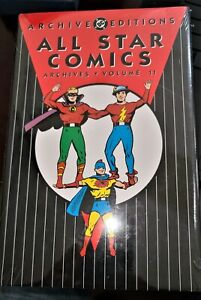 DC Archive Edition  ALL STAR COMICS VOLUME 11 factory sealed NEW