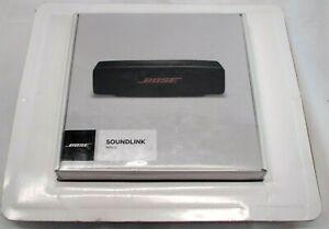 Bose SoundLink Universal Mini II Special Edition Rectangular Speaker New