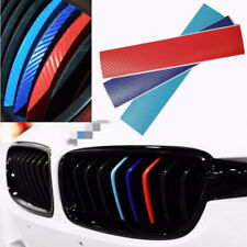 M-Sport 3-Color Grille Insert Trims For BMW F32 4 Series w/Standard Kidney Grill
