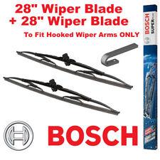 "Bosch Super Plus Front Wiper Blades 28"" SP28 and 28"" SP28 Pair Windscreen"