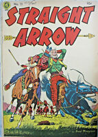 Straight Arrow #11 ME Comic Golden Age 1951 FN/VF Western