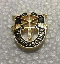 United States Army Special Forces Crest Pin Set (Two Pins)