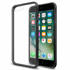 [Crystal Clear] iPhone 6s 7 Plus Case, Shock Absorption Hard back Soft Bumper