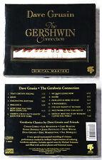 DAVE GRUSIN The Gershwin Connection . 1991 GRP Digital Master CD TOP im Schuber