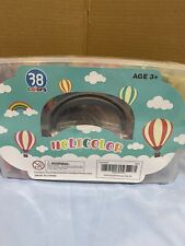 Holicolor 38 Colors Polymer Clay Kit with Accessories for Adults & Kids -Sealed