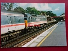 PHOTO  BR DIESEL CLASS 47 NO 47812 8/95 INTERCITY LIVERY