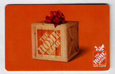 Home Depot Gift Card 300.00 No Reserve **** Free Shipping**