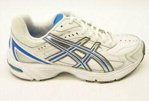Asics Womens Gel-170TR S154l White Cross Training Running Shoes US 6 EU 37