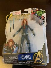 "Marvel Avengers Black Widow Figure 6"""