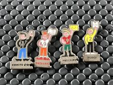 pins pin BADGE DIVERS PUZZLE TOTAL GAZ CE 1992 RARE