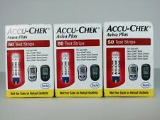 Accu Chek Aviva Plus Test Strips 150 Exp: 2021 New