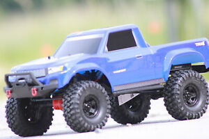 Traxxas 82024-4 Blue TRX-4 Sport Pickup Crawler 1:10 Rtr 2,4GHz New IN Boxed