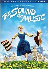 The Sound of Music DVD 1965 Julie Andrews 50th Anniversary Edition