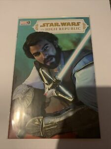 Star Wars: The High Republic #5 Mike Mayhew Variant Cover Marvel Comics