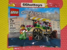 Lego 40140 Creator Flower Cart Store Exclusive NEW