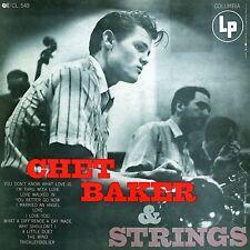 LP CHET BAKER & STRINGS  VINYL JAZZ