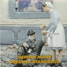 1:35 Scale WWII German Wounded and Nurses High Quality Resin Kit